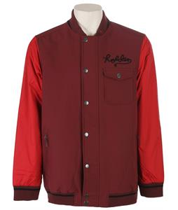 Holden Coaches Snowboard Jacket Port Royal/Chili Pepper
