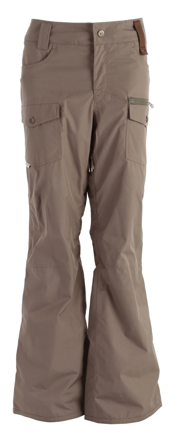 Shop for Holden Cole Snowboard Pants Dark Khaki - Men's