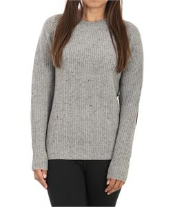 Holden Crew Neck Sweater Light Grey