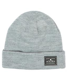 Holden Cuffed Classic Beanie Heather Grey