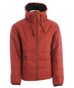 Holden Cumulus Down Jacket Burnt Henna