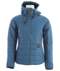 Holden Cumulus Down Jacket Pacific Blue