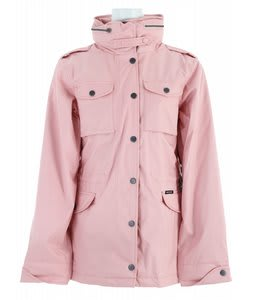 Holden Dacosta Snowboard Jacket Dusty Pink