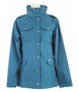 Holden Dacosta Snowboard Jacket Pacific Blue