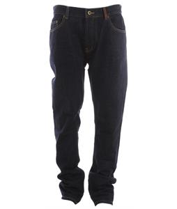 Holden Denim Standard Fit Jeans Rinse Wash