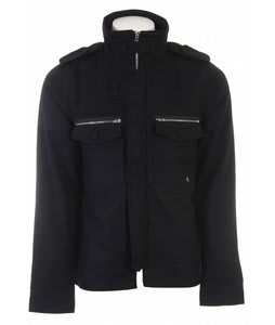 Holden Drake Snowboard Jacket Black