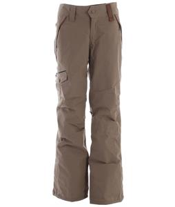Holden Durden Snowboard Pants Dark Khaki