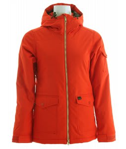 Holden Ella Insulated Snowboard Jacket Cardinal Red