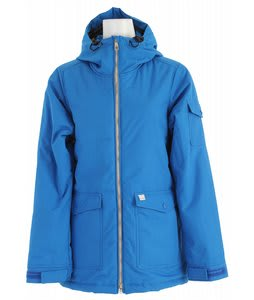 Holden Ella Insulated Snowboard Jacket Ocean