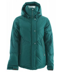 Holden Estelle Snowboard Jacket Emerald