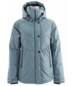 Holden Estelle Snowboard Jacket Stone Blue