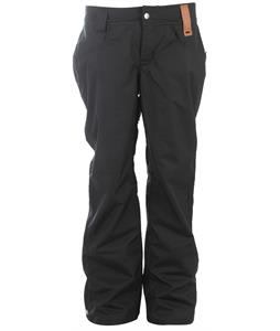 Holden Factory Snowboard Pants Black