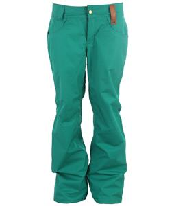 Holden Factory Snowboard Pants Ultramarine Green