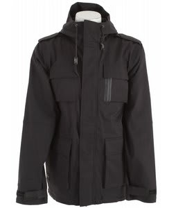 Holden Field Snowboard Jacket Black