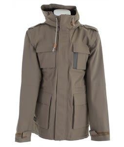 Holden Field Snowboard Jacket Dark Khaki