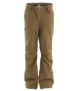 Holden Field Snowboard Pants Olive