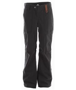 Holden Field Snowboard Pants Vintage Black