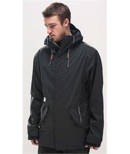 Holden Fishtail Snowboard Jacket Black