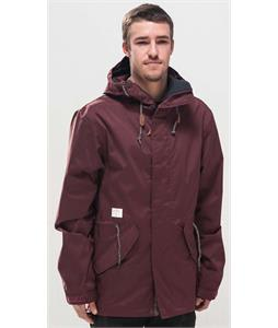 Holden Fishtail Snowboard Jacket Port Royale