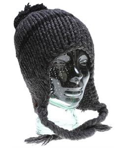 Holden Forts Beanie Charcoal/Black