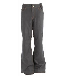 Holden Genuine Denim Snowboard Pants Raw Denim