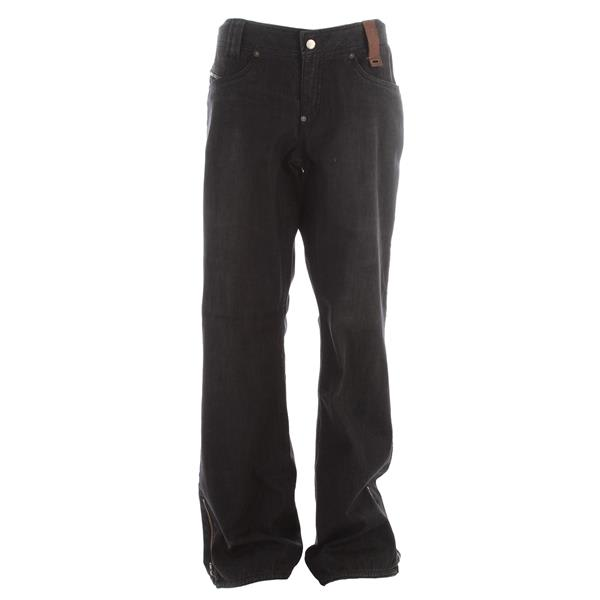 Holden Genuine Denim Snowboard Pants