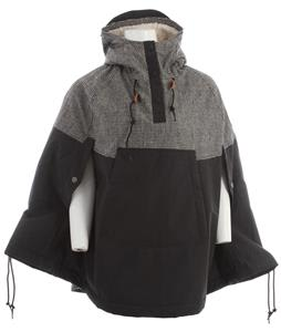 Holden Goodwin Cape Jacket Black