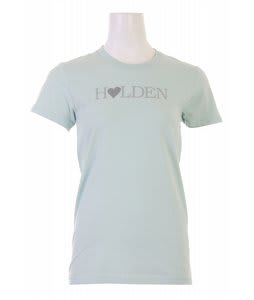 Holden Heart Logo T-Shirt Sea Foam