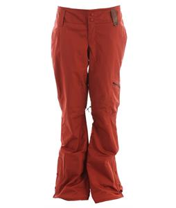 Holden Holladay Snowboard Pants Burnt Henna