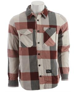Holden Insulated Flannel Bone Plaid