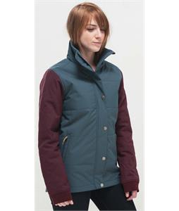 Holden Klara Snowboard Jacket Orion Blue/Port Royale