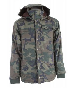 Holden Laurent Snowboard Jacket Camo