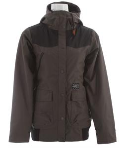 Holden Louisa Snowboard Jacket Flint/Black