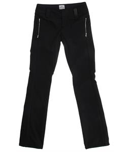 Holden Ltd Lauren Soft Shell Snowboard Pants Black