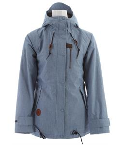 Holden Ltd Tula Snowboard Jacket Washed Chambray