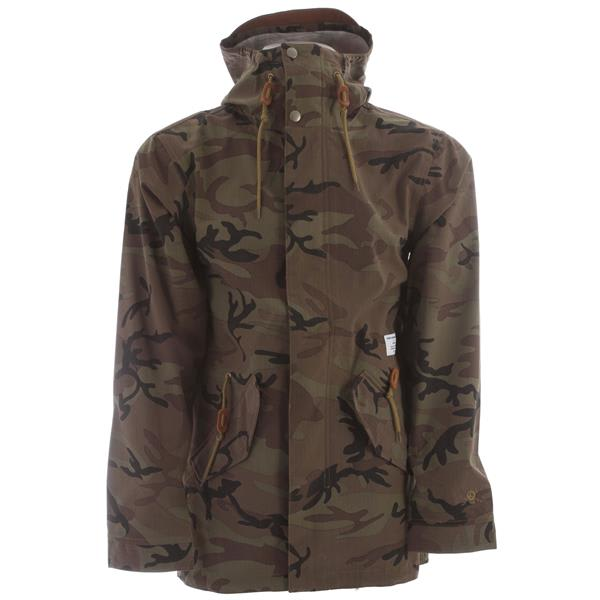 Holden M-51 Fishtail (Stussy) Snowboard Jacket