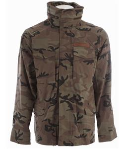 Holden M-65 Field Snowboard Jacket Camo