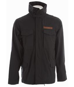 Holden M-65 Field Snowboard Jacket Black