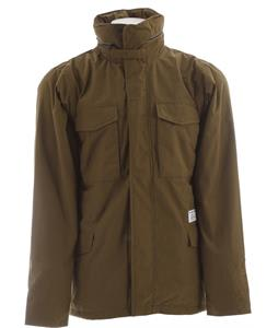 Holden M-65 Field (Stussy) Snowboard Jacket Olive