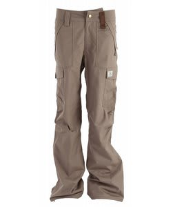 Holden M9 Cargo Snowboard Pants Dark Khaki