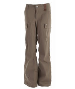 Holden Madison Snowboard Pants Dark Khaki
