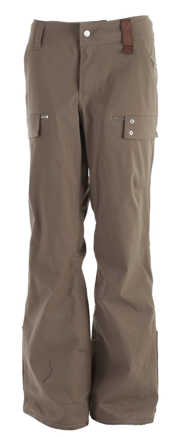 Shop for Holden Madison Snowboard Pants Dark Khaki - Men's