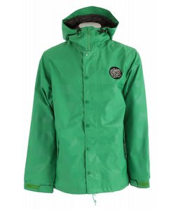 Holden Mcmillan Patch Snowboard Jacket Embossed Clover