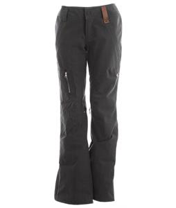 Holden Merchant Snowboard Pants Vintage Black