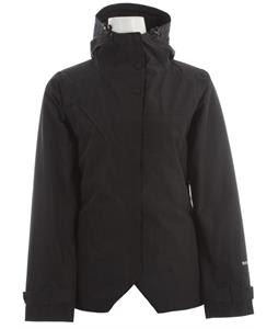 Holden Meridian Snowboard Jacket Black
