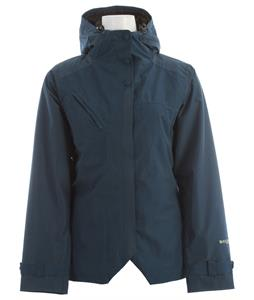 Holden Meridian Snowboard Jacket Thunderstorm Blue