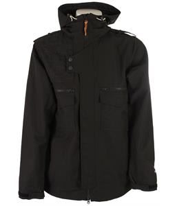 Holden Moto Snowboard Jacket Black