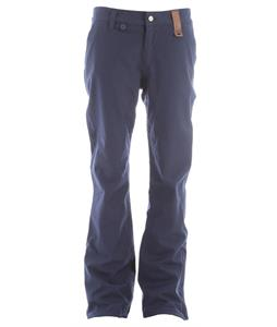 Holden Mountain Chino Skinny Snowboard Pants Navy