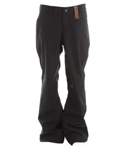 Holden Mountain Chino Snowboard Pants Black