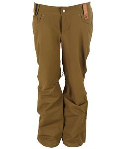 Holden Mountain Snowboard Pants Olive